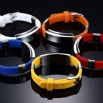 Stainless Steel Silicone Bracelet Medical Alert (10)
