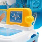 17 Pcs Toddler Boy Toy Medical Kit Doctor Pretend Play Set Development Kids Game (3)