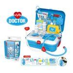 17 Pcs Toddler Boy Toy Medical Kit Doctor Pretend Play Set Development Kids Game (4)
