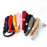 6Pcs Ears Protect Button Headband for Nurses and Doctors (9)