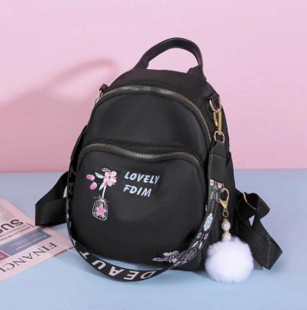 Fashion Nylon Backpack for Female Nurses and Doctors (1)