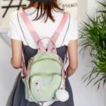 Fashion Nylon Backpack for Female Nurses and Doctors (2)