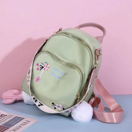 Fashion Nylon Backpack for Female Nurses and Doctors (3)