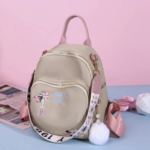 Fashion Nylon Backpack for Female Nurses and Doctors (4)