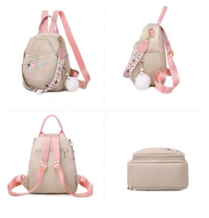 Fashion Nylon Backpack for Female Nurses and Doctors (5)
