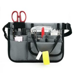 Medica Organizer Belt for Nurse and Doctor with Stethoscope Holder and Tape Holder (1)