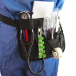 Medica Organizer Belt for Nurse and Doctor with Stethoscope Holder and Tape Holder (33)