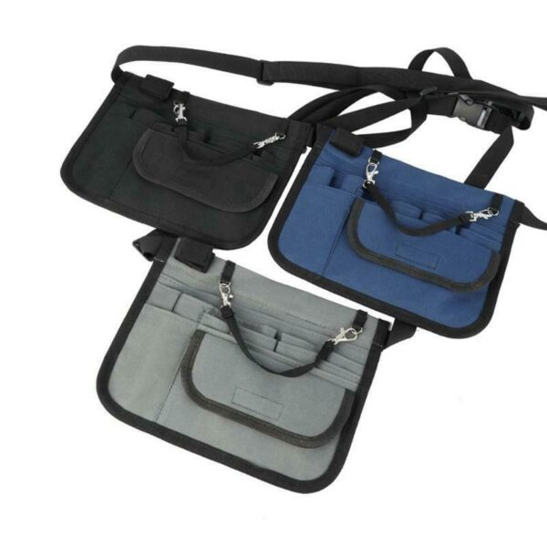 Medica Organizer Belt for Nurse and Doctor with Stethoscope Holder and Tape Holder (5)