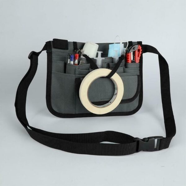 Medica Organizer Belt for Nurse and Doctor with Stethoscope Holder and Tape Holder (6)