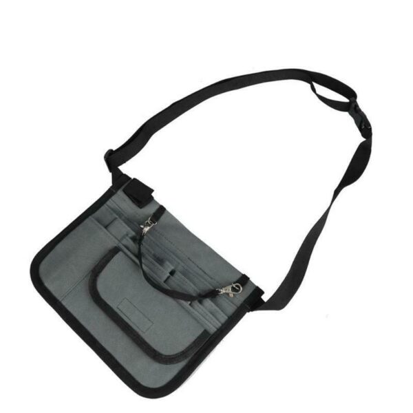Medica Organizer Belt for Nurse and Doctor with Stethoscope Holder and Tape Holder (7)