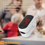 Fingertip Pulse Oximeter With Pulse Rate Measurements (6)
