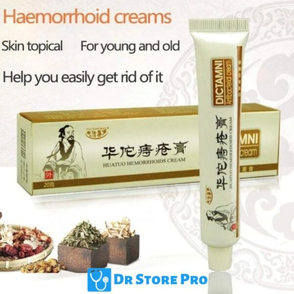 Hemorrhoids Relief Cream 5