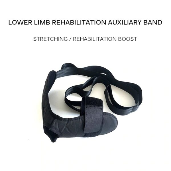 Safely Stretching Training Strap
