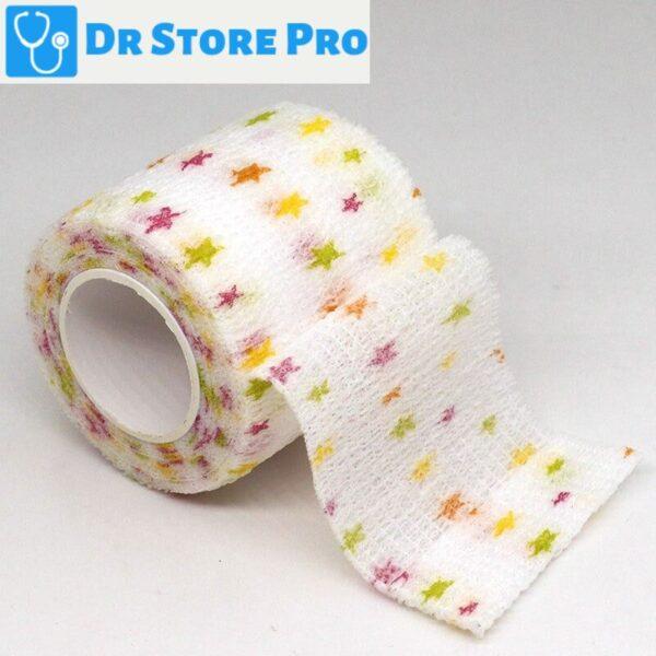 Stylish Colorful Elastic Bandage 5