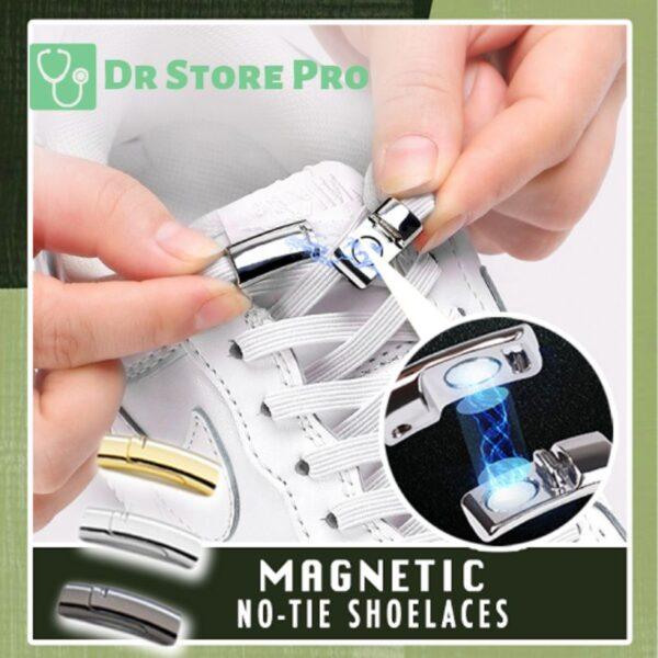 magnetic no tie shoelaces